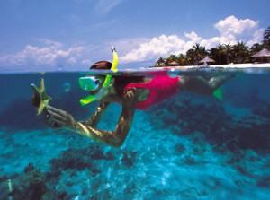 Lekker snorkelen en duiken op de Malediven
